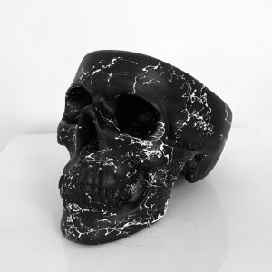 Handmade Skull Bowl by Haus of Skulls