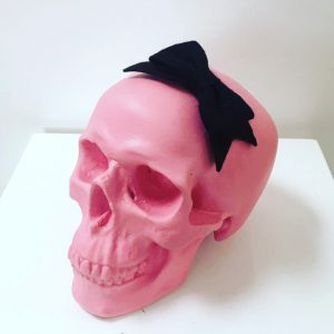 Mrs Skull by Haus of Skulls