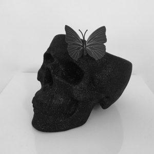 Handmade Skull Bowl by Haus of Skulls