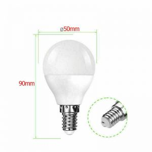 E14 Edison Screw Cap Light Bulb