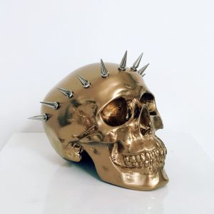 Liberty Skull by Haus of Skulls
