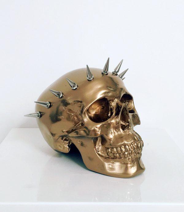 Liberty Skull by Haus of Skulls