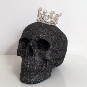 Crown Skull by Haus of Skulls