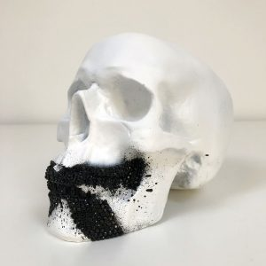 Speak no Evil Skulls by Haus of Skulls