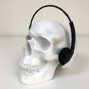 Hear no Evil Skulls by Haus of Skulls