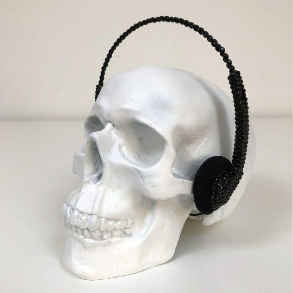Hear no Evil Skulls by Haus of Skulls