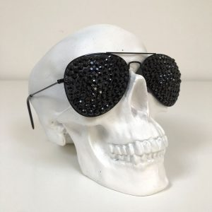 See no Evil Skulls by Haus of Skulls