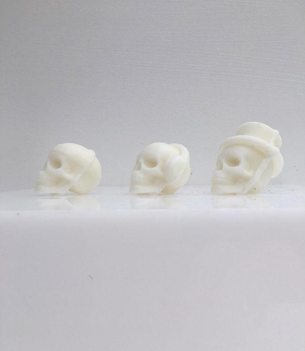Skull Wax Melts by Haus of Skulls